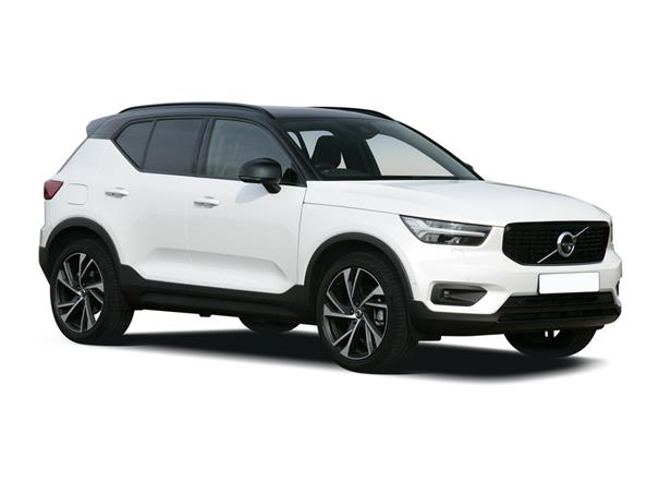 Volvo Xc40 Estate 1.5 T3 [163] R DESIGN 5dr Geartronic Contract Hire & Leasing