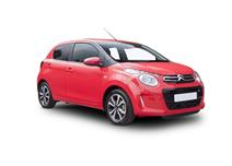 CITROEN C1 HATCHBACK 1.0 VTi 72 Feel 5dr