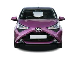 AYGO HATCHBACK Contract Hire