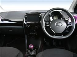 AYGO HATCHBACK Lease Cars
