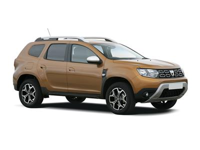 DUSTER ESTATE Contract Hire