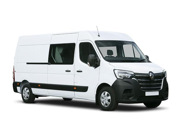 Renault Master Ze Lwb Electric LM31 57KW Business Medium Roof Van Auto Contract Hire & Leasing