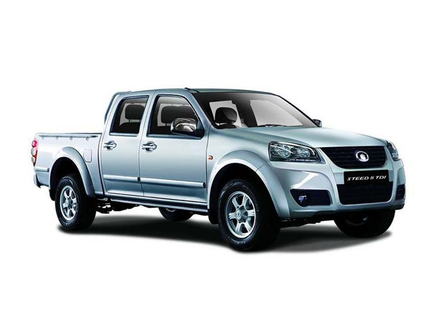 Reset Service Light Great Wall X240 : Great Wall Steed Diesel Double Cab Pick Up 2.0 SE Contract Hire