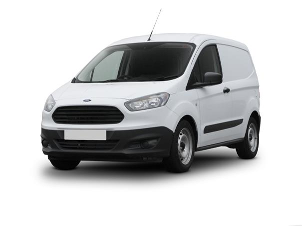 Ford Transit Courier Diesel 1.5 TDCi Trend Van [6 Speed] Contract Hire & Leasing