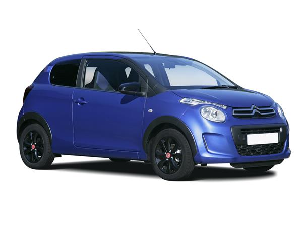 Citroen C1 Hatchback 1.0 VTi 72 Touch 3dr Contract Hire & Leasing