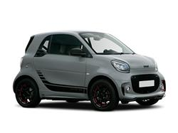 FORTWO ELECTRIC COUPE Contract Vehicle