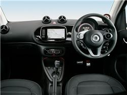 FORTWO ELECTRIC COUPE Lease Cars