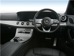 CLS DIESEL COUPE Lease Cars