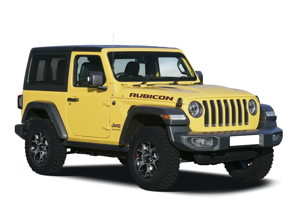 Jeep Wrangler Hard Top Diesel 2.2 Multijet Rubicon 2dr Auto8 Contract Hire & Leasing