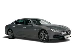 QUATTROPORTE DIESEL SALOON Contract Vehicle