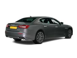 QUATTROPORTE DIESEL SALOON Car Lease