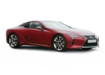 LEXUS LC COUPE SPECIAL EDITIONS 500h 3.5 Limited Edition 2dr Auto [Naples]