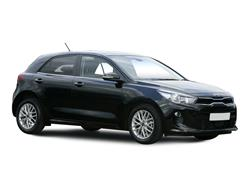 RIO HATCHBACK Contract Vehicle