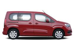 COMBO LIFE DIESEL ESTATE Car Leasing