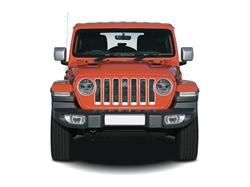 WRANGLER HARD TOP DIESEL Contract Hire