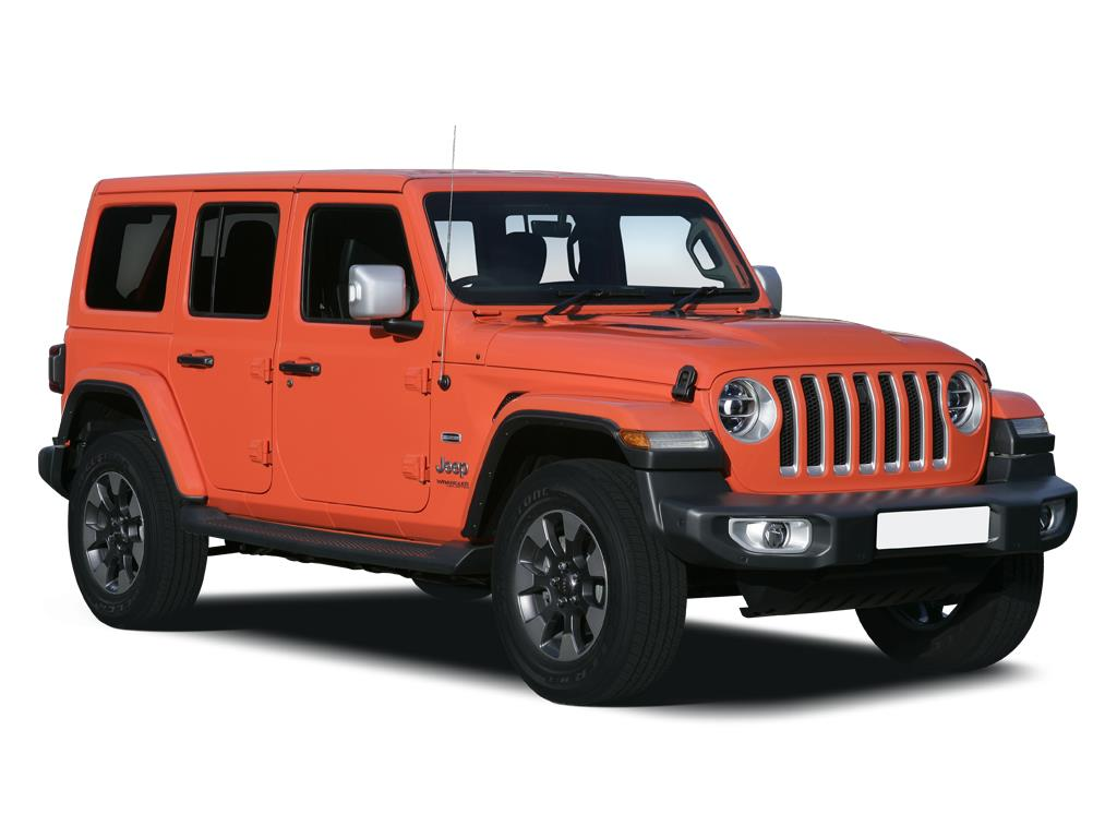Jeep Wrangler Hard Top Diesel 2.2 Multijet Overland 4dr Auto8 Contract Hire & Leasing