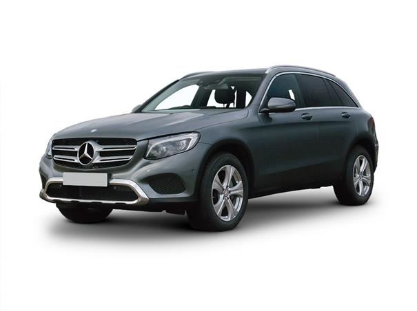 Mercedes-Benz Glc Diesel Estate GLC 220d 4Matic AMG Line 5dr 9G-Tronic Contract Hire & Leasing
