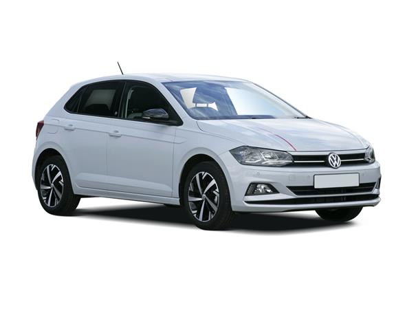 Volkswagen Polo Hatchback 1.0 TSI 95 Match 5dr Contract Hire & Leasing