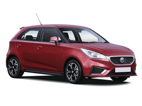 Mg Motor Uk Mg3 Hatchback 1.5 VTi-TECH Excite 5dr Contract Hire & Leasing