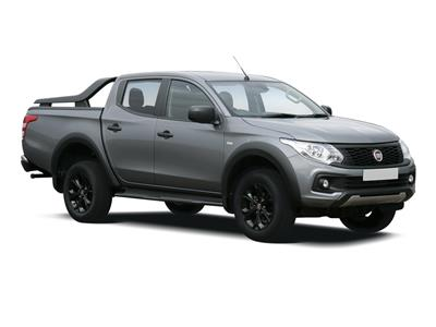 FULLBACK DIESEL SPECIAL EDITION Contract Hire