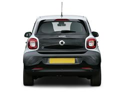 FORFOUR ELECTRIC HATCHBACK Business Leasing