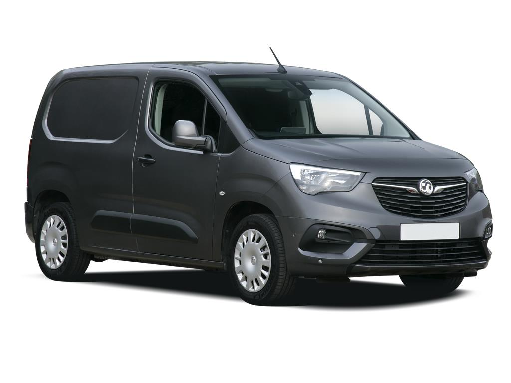 Vauxhall Combo Cargo L1 Diesel 2000 1.5 Turbo D 75ps H1 Edition Van Contract Hire & Leasing
