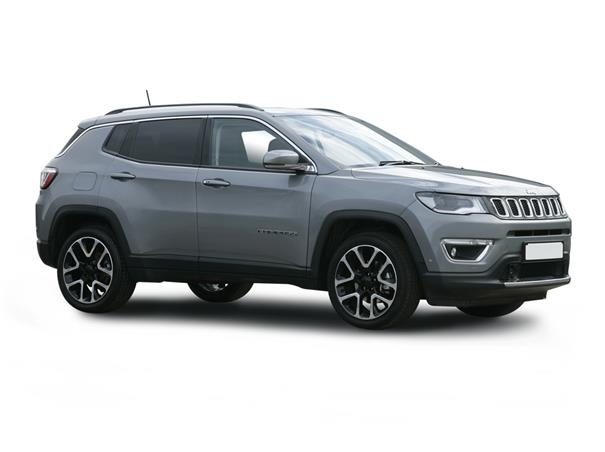 Jeep Compass Sw Diesel 2.0 Multijet 170 Limited 5dr Auto Contract Hire & Leasing