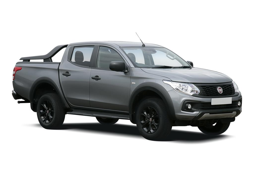 Fiat Fullback Diesel Special Edition 2.4 180hp Cross Double Cab Pick Up Contract Hire & Leasing