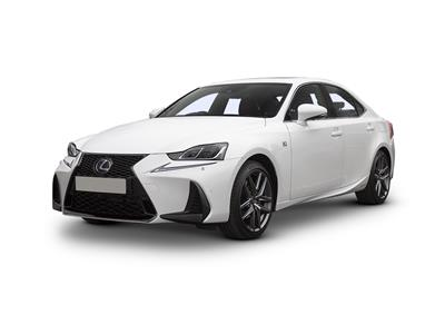 LEXUS IS SALOON 300h 4dr CVT Auto