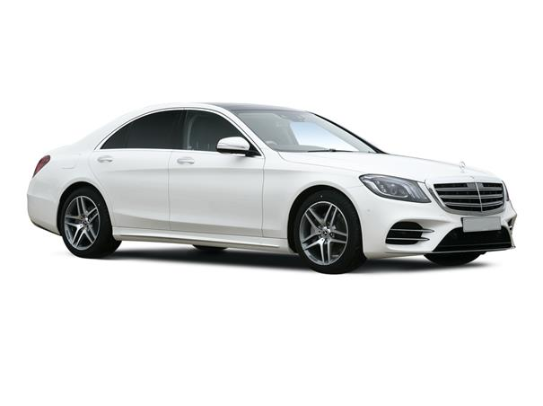 Mercedes-Benz S Class Saloon S500L AMG Line 4dr 9G-Tronic Contract Hire & Leasing