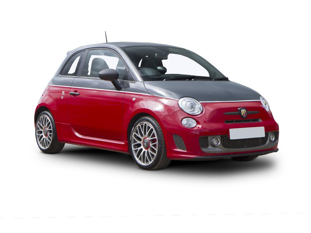 Abarth 695 Hatchback Special Edition 1.4 T-Jet 180 Rivale 3dr Auto Contract Hire & Leasing