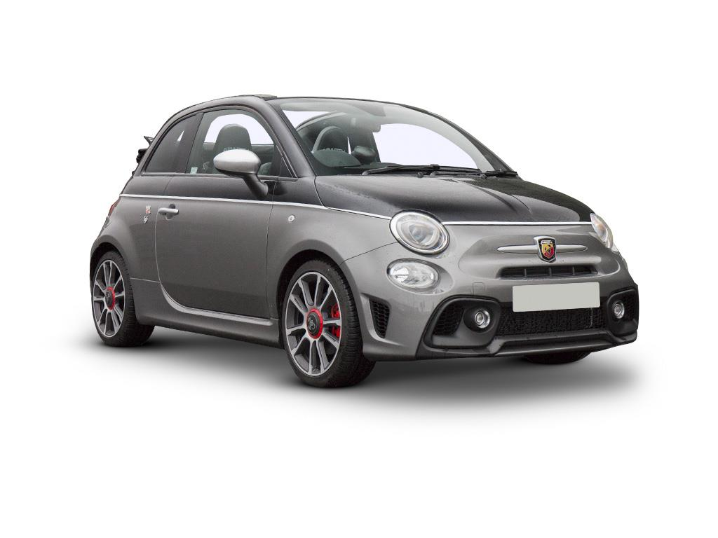 Abarth 595C Convertible Special Edition 1.4 T-Jet 165 Turismo 70th Anniversary 2dr Auto Contract Hire & Leasing