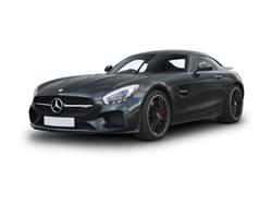 AMG GT COUPE SPECIAL EDITIONS Contract Vehicle