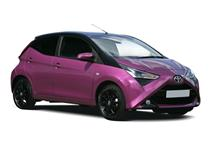 TOYOTA AYGO HATCHBACK 1.0 VVT-i X-Cite 6 5dr x-shift