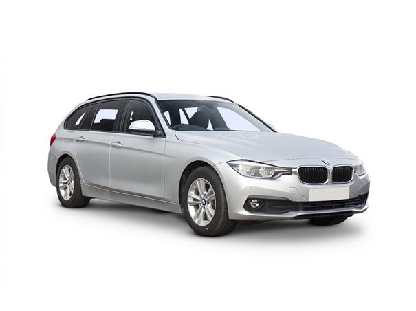 BMW 3 Series Touring Special Edition 320d M Sport Shadow Edition 5dr Step Auto Contract Hire & Leasing