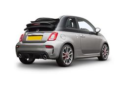 595C CONVERTIBLE SPECIAL EDITION Car Lease
