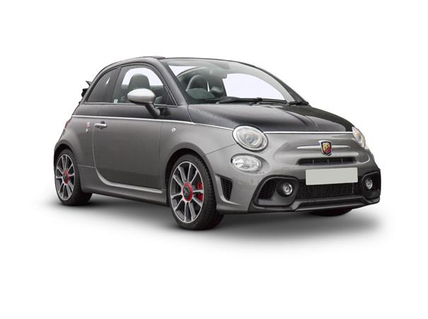 Abarth 595C Convertible Special Edition 1.4 T-Jet 165 Turismo 70th Anniversary 2dr Contract Hire & Leasing
