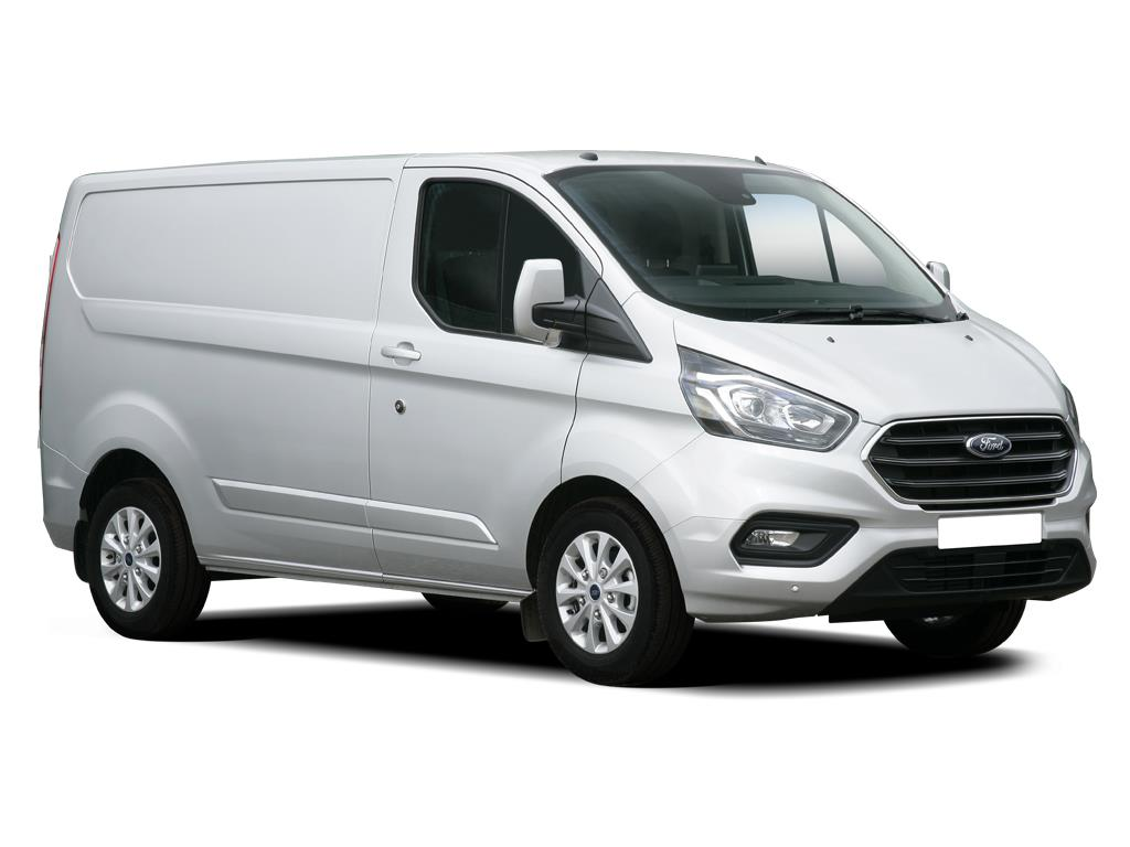 Ford Transit Custom 280 L1 Diesel Fwd 2.0 EcoBlue 130ps Low Roof Leader Van Contract Hire & Leasing