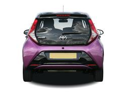 AYGO FUNROOF HATCHBACK Business Leasing