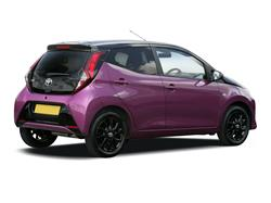 AYGO FUNROOF HATCHBACK Car Lease