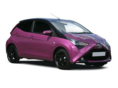 AYGO FUNROOF HATCHBACK Contract Hire