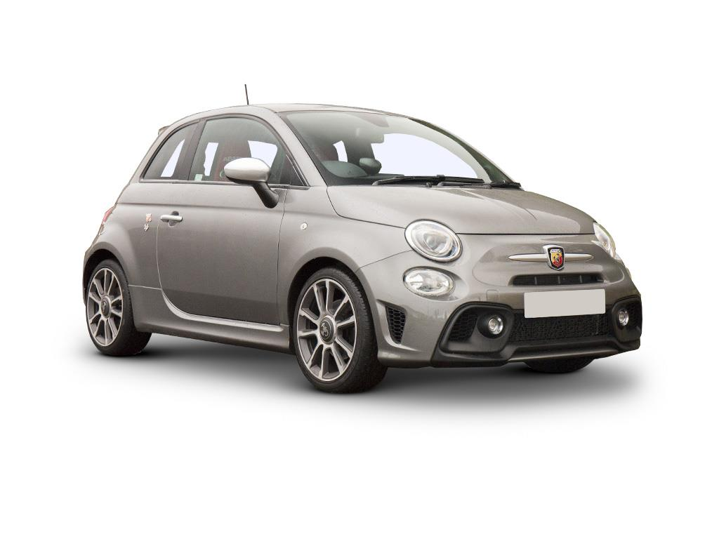 Abarth 595 Hatchback Special Edition 1.4 T-Jet 180 Competizione 70th Anniversary 3dr Contract Hire & Leasing