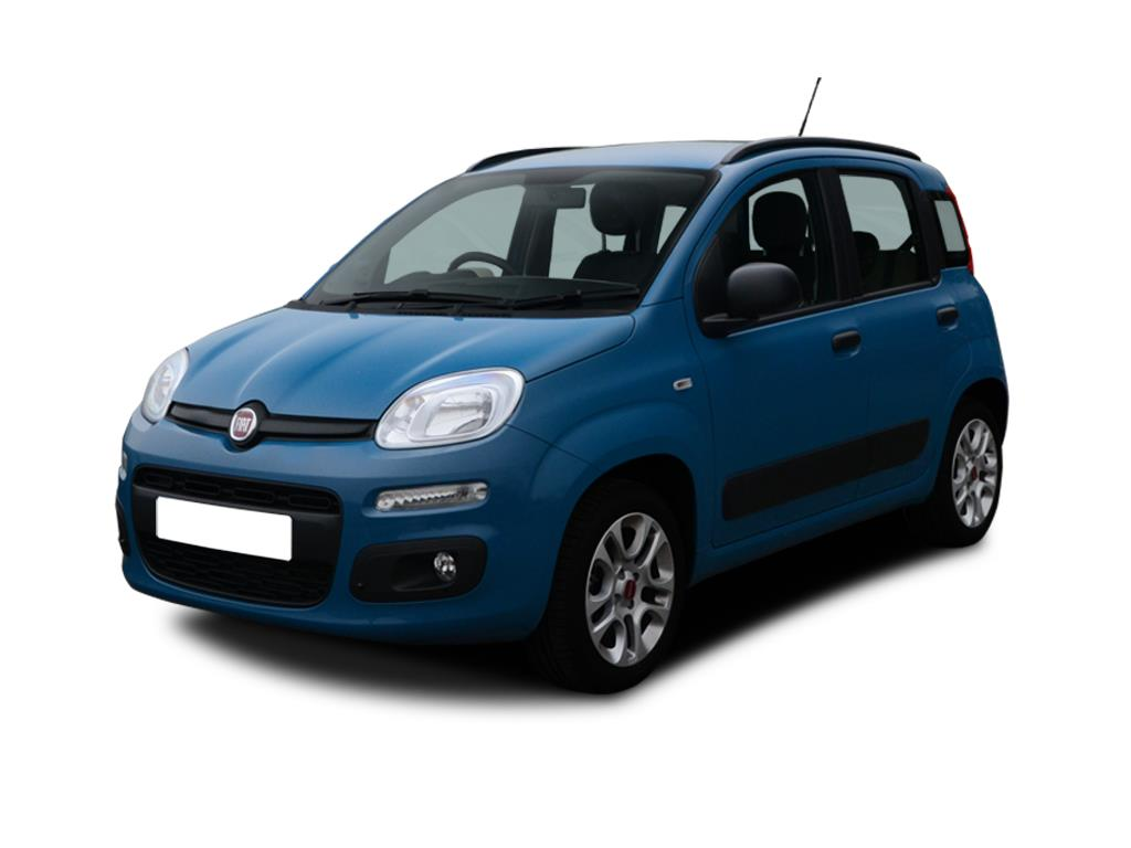Fiat Panda Hatchback Special Editions 1.0 Mild Hybrid Trussardi 5dr Contract Hire & Leasing