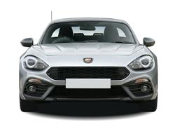 124 SPIDER ROADSTER SPECIAL EDITION Contract Hire