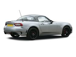 124 SPIDER ROADSTER SPECIAL EDITION Car Lease