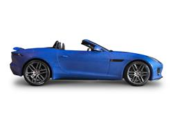F-TYPE CONVERTIBLE SPECIAL EDITIONS Car Leasing