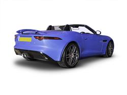 F-TYPE CONVERTIBLE SPECIAL EDITIONS Car Lease