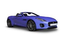 JAGUAR F-TYPE CONVERTIBLE SPECIAL EDITIONS 3.0 [380] S/C V6 Chequered Flag 2dr Auto