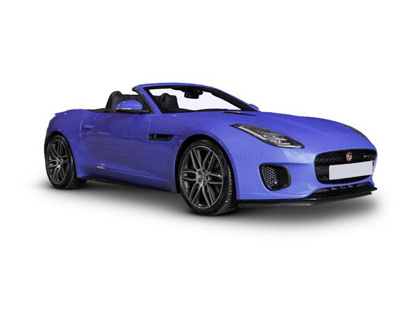 Jaguar F-Type Convertible Special Editions 3.0 [380] S/C V6 Chequered Flag 2dr Auto Contract Hire & Leasing