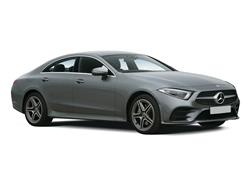 CLS DIESEL COUPE Contract Vehicle